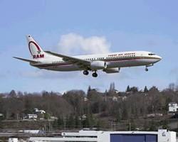 737-500 de Royal Air Maroc