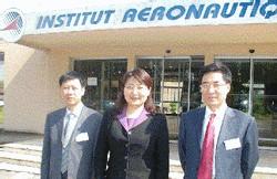 Création en Chine d'un institut sino-européen de constructions aéronautiques