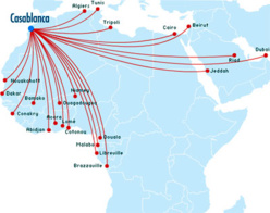 Royal Air Maroc: Grande réception en l'honneur du continent africain à Londres