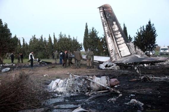 Le crash d'un Antonov-26 de l'armée Libyenne en Tunisie fait 11 morts