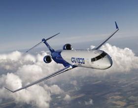 Le tout nouveau CRJ1000