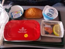 Royal Air Maroc: Nouvelle offre de restauration à bord
