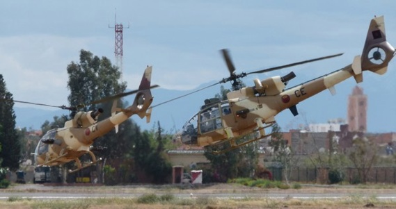 Marrakech Airshow 2014: Les avions et hélicoptères attendus dans le ciel de Marrakech