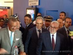 Marrakech Airshow 2014:  L'ambassadeur américain à Rabat salue le niveau de collaboration entre l'USA et le Maroc