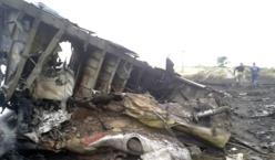 """Barak Obama: """"Un missile venant de la zone ukrainienne a abattu l'avion du vol MH17"""""""