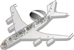 L'Arabie Saoudite compte moderniser ses cinq AWACS achetés en 1983