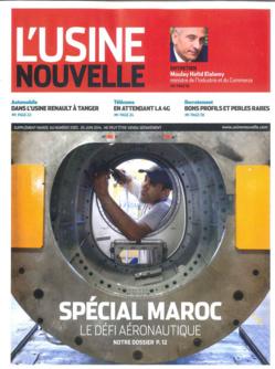 Aéronautique au Maroc : L'IMA, un institut sur mesure (Spécial Usine Nouvelle)