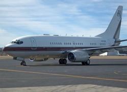 Le Togo reçoit son nouvel avion présidentiel et crée la polémique au parlement