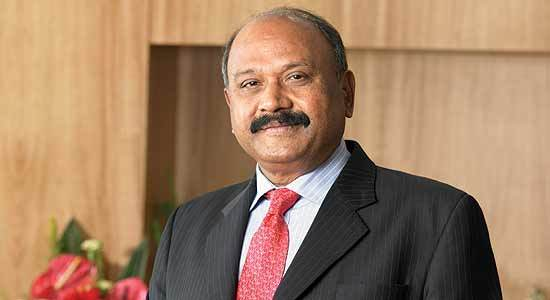 GMR Group chairman G.M. Rao