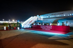 Royal Air Maroc: Vol inaugural entre Casablanca et la capitale tchadienne N'Djamena