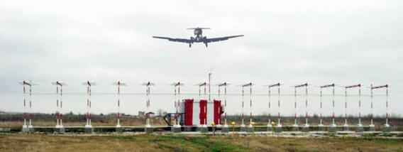 L'Algérie améliore sa sécurité aérienne par de nouvelles installations à partir de 2015
