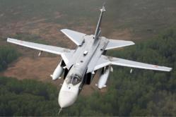 Algérie: Le crash d'un bombardier de type Soukhoï Su-24 fait deux morts