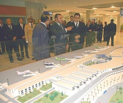 Terminal 2 - Aéroport Mohammed V