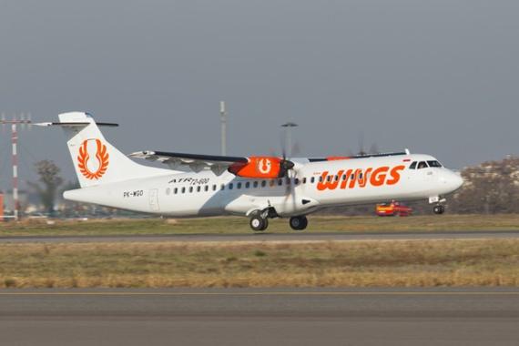 Lion Group porte sa commande d'ATR 72-600 au record historique de 100 avions fermes