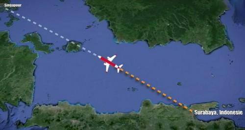 Un avion A320-200 disparaît entre l'Indonésie et Singapour