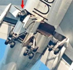 Atterrissage d'urgence d'un B747-400 de Virgin Atlantic sans train d'atterrissage droit (Vidéo)