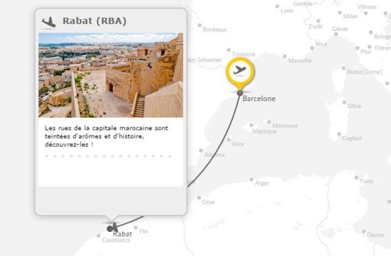 Vueling relie Barcelone à Rabat l'été prochain avec deux vols par semaine