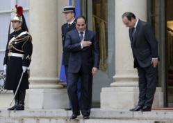 L'Egypte premier client à l'export du Rafale avec un contrat de 5 milliards d'Euros