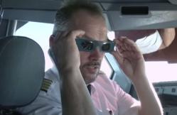 Lufthansa offre quatre minutes d'éclipse solaire à 12400 m d'altitude (Vidéo)