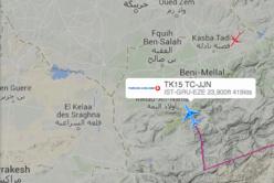 Un avion de Turkish Airlines détourné vers Casablanca suite à une fausse alerte à la bombe