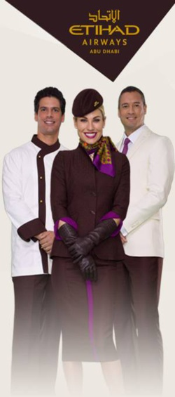 Etihad Airways recrute à Casablanca le 9 et 10 Avril