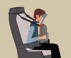 Boeing brevette un nouveau siège pour mieux dormir en avion (Vidéo)