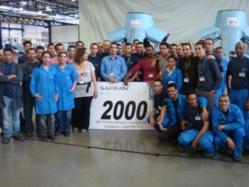Aircelle Maroc passera à une superficie globale de 28.000 m2 d'ici fin 2015