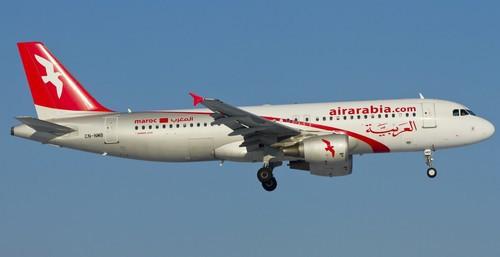 Air Arabia Maroc relie Marrakech et Tanger à Montpellier avec 2 vols hebdomadaires