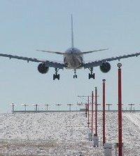Atterissage d´urgence d´un Boeing 777 de United Airlines