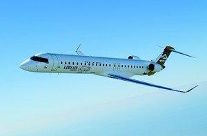Libyan Airlines opte pour le CRJ900 NextGen