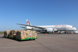 New York: Royal Air Maroc présente son activité cargo