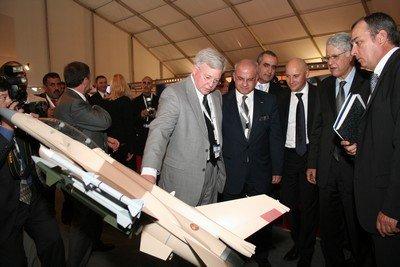 Ouverture du premier Salon Aéronautique de Marrakech