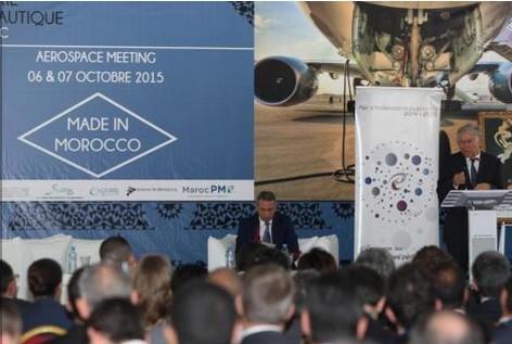 Aerospace Meeting 2015: Les plus grands avionneurs mondiaux s'invitent à Casablanca