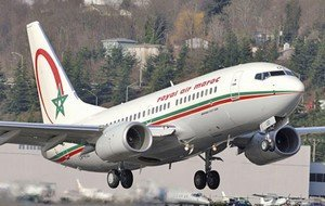 Attérrissage d'urgence d'un avion de RAM