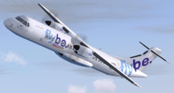 Accord de maintenance globale entre Flybe et ATR