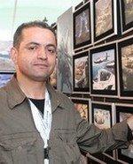Ahmed NOUAITI Artiste-Peintre - Ph. My Abdallah Alaoui