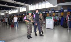 Royal Air Maroc: Il faut se présenter trois heures avant l'heure de vol