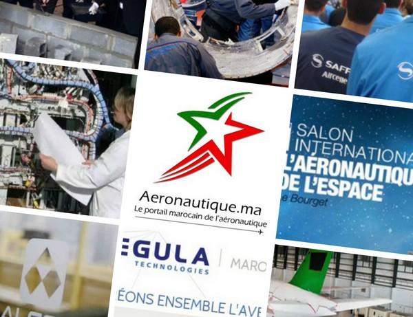 Evénements marquants de l'industrie aéronautique au Maroc en 2015