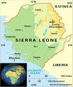 Open Sky entre le Maroc et la Sierra-Leone