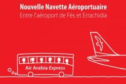 Air Arabia Maroc renforce ses navettes aéroportuaires Air Arabia Express