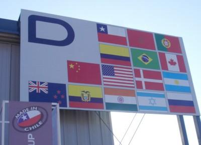 Le Maroc présent au Chili à l'occasion du salon aéronautique FIDAE