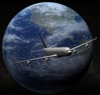 Airbus et Boeing: main dans la main pour l'environnement