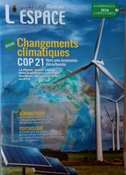 """Le numéro 84 du Magazine des Forces Royales Air """"L'espace marocain"""" est en kiosque"""