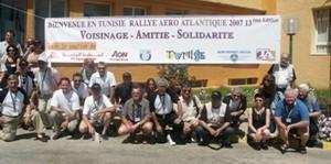 Les participants lors de la 13ème édition en Tunisie