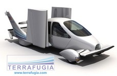 Terrafugia, la voiture qui vole