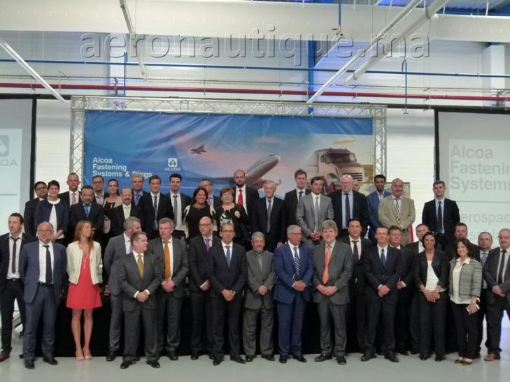 Maroc: Le géant américain Alcoa inaugure Alcoa Fixations Casablanca à Midparc