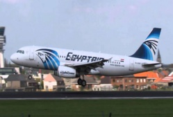 Crash de l' A320 du vol MS804 d'Egyptair au large des côtes égyptiennes