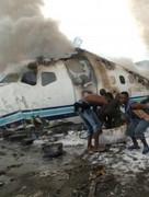 Accident d'avion en RDC: 40 morts et plus de 100 blessés