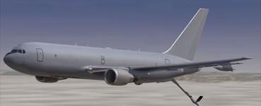 Le KC-767 de Boeing