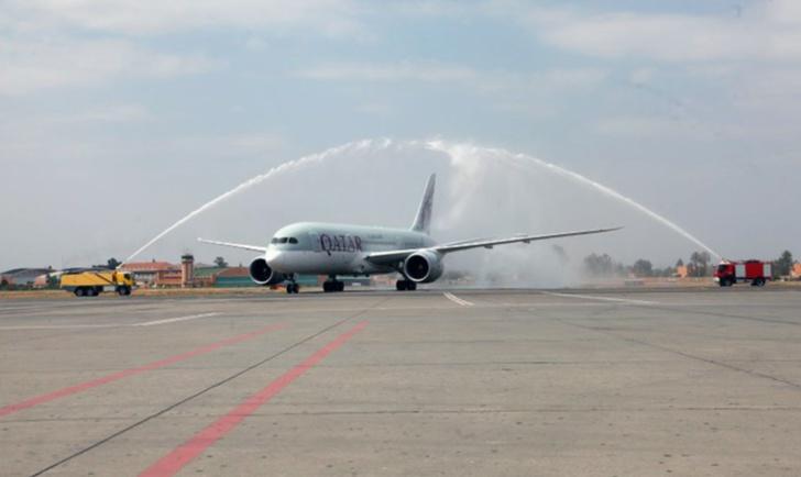 Qatar Airways relie Doha à Marrakech en Dreamliner 787-8